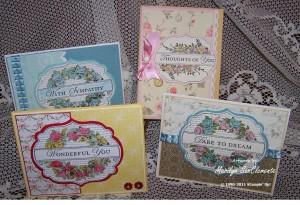 apothecary card kit