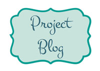 project blog button